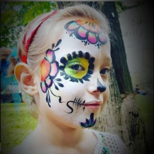 Happy Tots Face Painting - Face Painter / Temporary Tattoo Artist in Austin, Texas