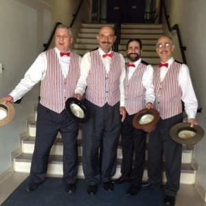 Harbor City Barbershoppers - Barbershop Quartet in Towson, Maryland