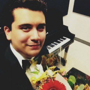 Arend Aldama - Pianist - Classical Pianist in Sacramento, California