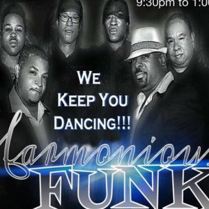 Harmonius Funk - Party Band in Seattle, Washington