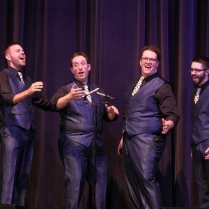 Interlude - Barbershop Quartet - Barbershop Quartet / A Cappella Group in Chicago, Illinois