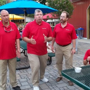 Harmony Express - Barbershop Quartet in Germantown, Maryland