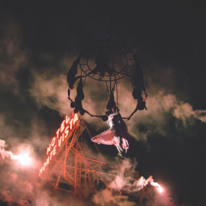 Harness Dance and Aerial Theatre