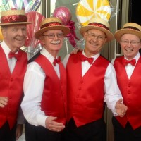 Harmony Partners - Barbershop Quartet in Irvine, California