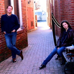 Harp and Drum duo - Alternative Band in Washington, District Of Columbia