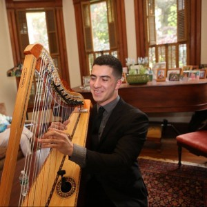 Saul Olivas - Mexican Folk Harpist - Harpist in Wallingford, Connecticut