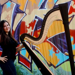 Harp for Special Occasions - Harpist in Williamsburg, Virginia