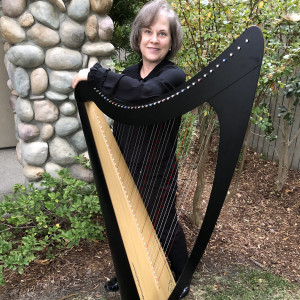 Sandra Fromm Celtic Harp Music - Irish / Scottish Entertainment in Sacramento, California