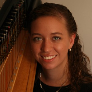 Kathleen Bisson - Harpist in Dayton, Ohio