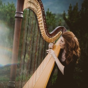 Harpist - Mary Keener - Harpist / Tea Party in Denver, Colorado