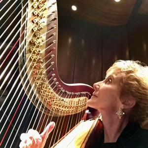 harpist Alice Keene