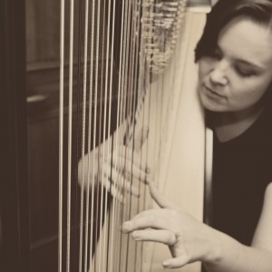 Harpist Caroline Reyes - Harpist in Huntington Beach, California
