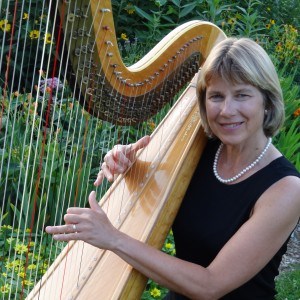 Harpist Cathy Victorsen - Harpist / Wedding Musicians in St Paul, Minnesota