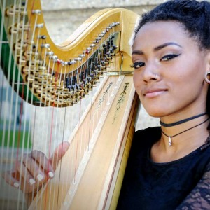 Annastezhaa M. Harpist/Violinist - Harpist / Wedding Musicians in Denver, Colorado
