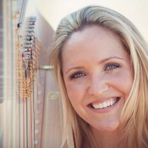 Harpist, Erica Powell - Harpist in La Quinta, California