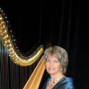Harpist for Special Occasions - Harpist in Kamloops, British Columbia