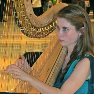 Colleen Murray, Harpist