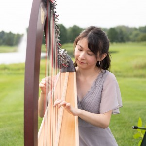 Harpist Gracelyn - Harpist / Holiday Entertainment in Toronto, Ontario