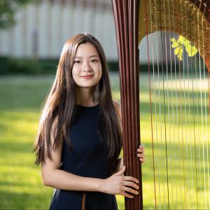 Cindy Qin - Harpist - Harpist in Houston, Texas