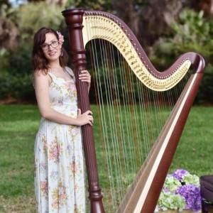 Harpist Kristen Elizabeth - Harpist in Tampa, Florida