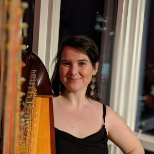 Harpist, Olivia Fortunato - Harpist / Funeral Music in New York City, New York