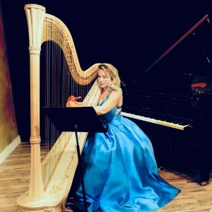 Erica Messer, Harpist, Singer, Pianist - Harpist in San Francisco, California