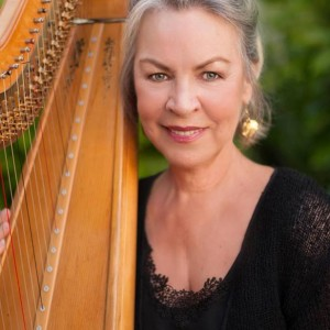 Harps for Weddings - Harpist in Sausalito, California