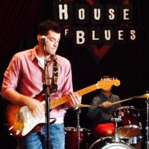 Harrison Swift - Singing Guitarist / Blues Band in Houston, Texas