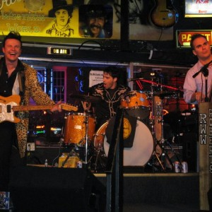 Harry Fontana and the Tennessee Tone Boys - Rockabilly Band in Nashville, Tennessee