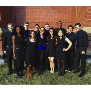 Harvard's Under Construction - A Cappella Group in Cambridge, Massachusetts