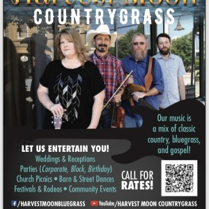 Harvest Moon Countrygrass - Country Band / Cover Band in Longview, Texas