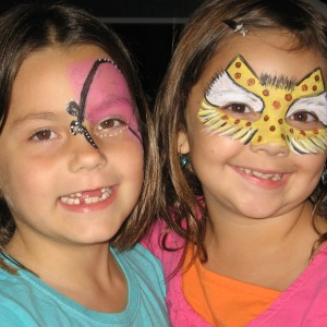 HATAHU'S Themed Birthday Parties - Face Painter / Halloween Party Entertainment in West Monroe, Louisiana