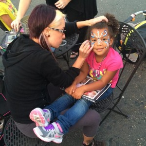 Hatter and Tatter - Face Painter in Milford, Connecticut