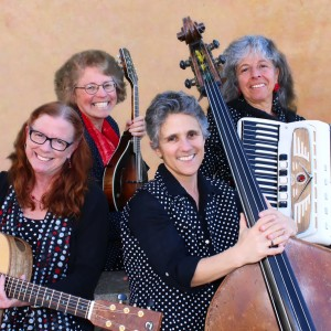 Haute Flash Quartet - Jazz Band / Holiday Party Entertainment in Sebastopol, California