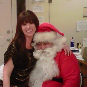 Have Santa will travel