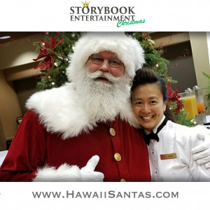 Hawaii Santas - Santa Claus / Holiday Party Entertainment in Oahu, Hawaii