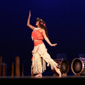 Hawaiian and Tahitian Dance Performance