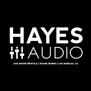 Hayes Audio-USA Live Sound Rentals - Sound Technician / Alternative Band in Los Angeles, California