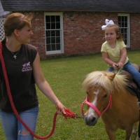 Hayes E Daze Ranch - Pony Party / Children's Party Entertainment in Iowa, Louisiana