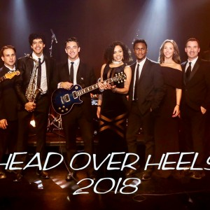Head Over Heels Band