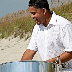 Minsky Delmonte-Steel Drum Weddings - Steel Drum Player in Charlotte, North Carolina