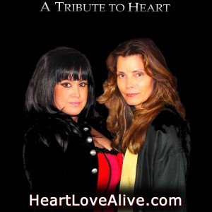 Heart Love Alive - Heart Tribute Band in Ventura, California