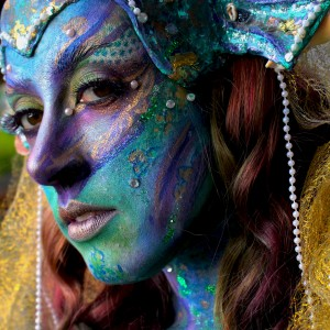 Heart of Creatures - Body Painter / Face Painter in Portland, Oregon