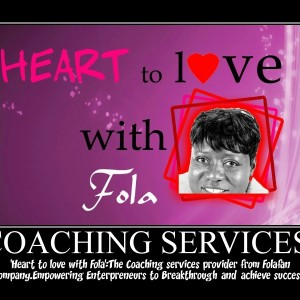 Heart to Love with Fola Radio - Motivational Speaker in Atlanta, Georgia
