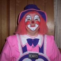 Hearts The Clown - Clown in Pittsburgh, Pennsylvania