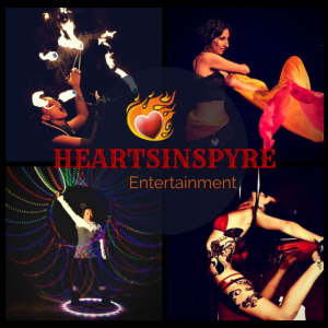 Heartsinspyre - Fire Performer / Outdoor Party Entertainment in Seattle, Washington