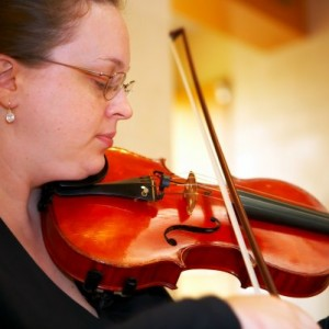 Heather Austin-Stone - Violinist in Shepherdstown, West Virginia