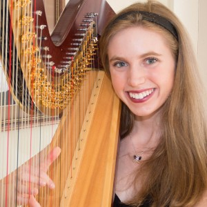 Heather Hills, Harpist