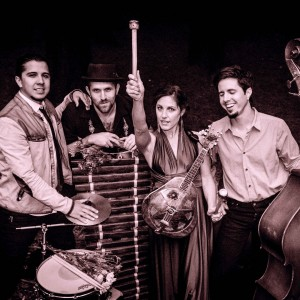 Heather Normandale Band - Indie Band / Cumbia Music in Berkeley, California