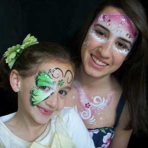 Heavenly Cheeks Face Painting